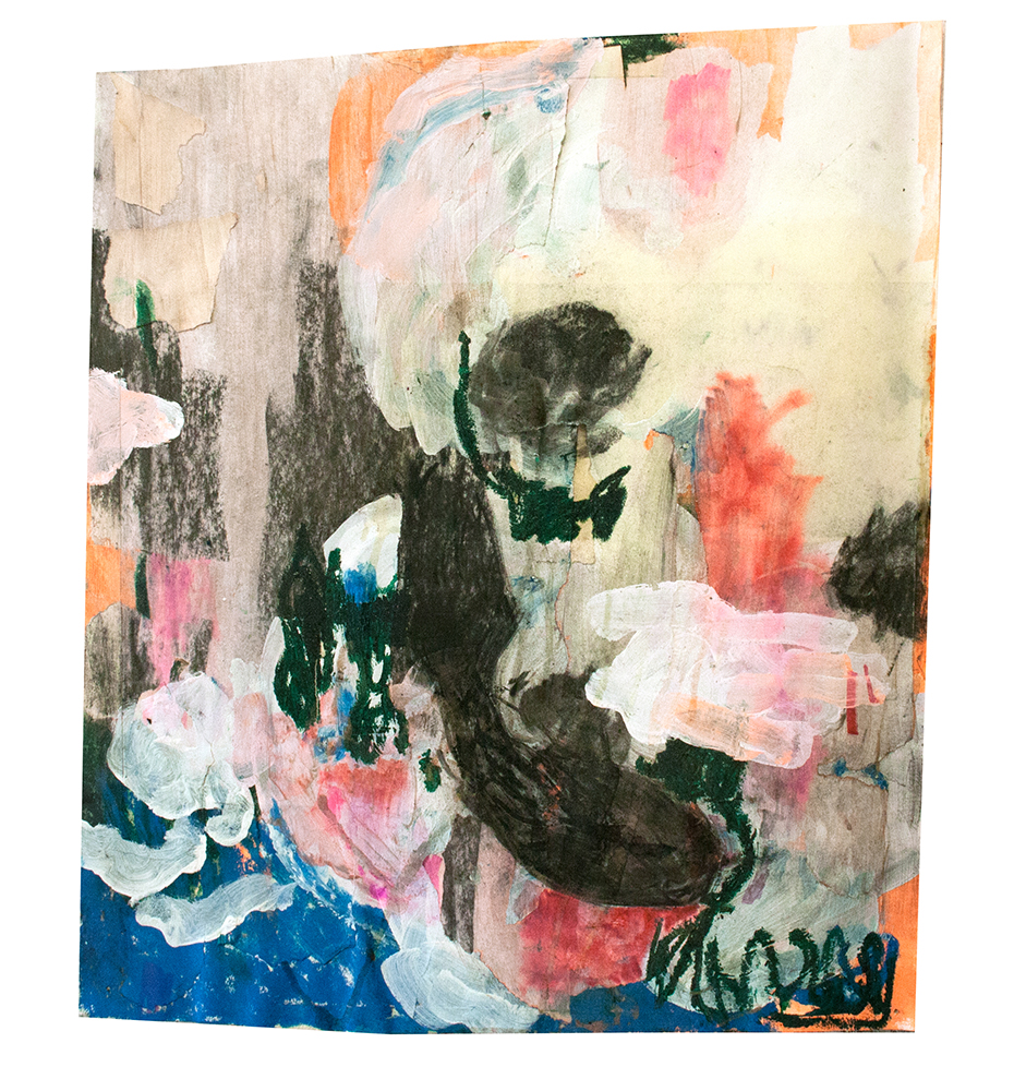contemporary painting 2019, HfG Offenbach